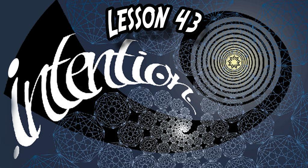 Lesson 43
